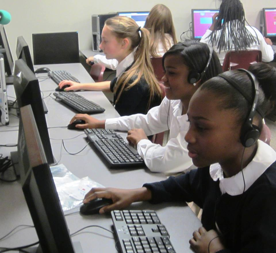 LCS Computer Class