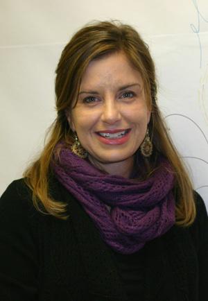 Liberty Christian School Art Teacher Krista Quenzer