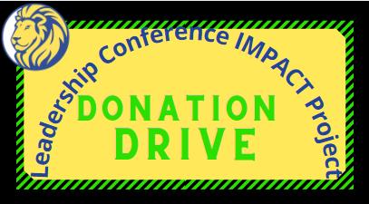 IMPACT donation Sign 2.1