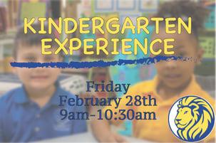 Kindergarten Experience Banner-1