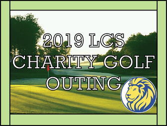 LCS Golf Outing Website Ad