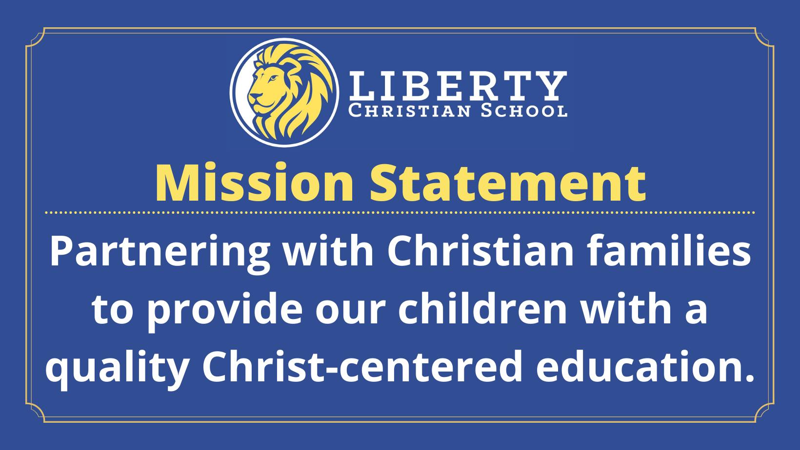 LCS Mission Statement