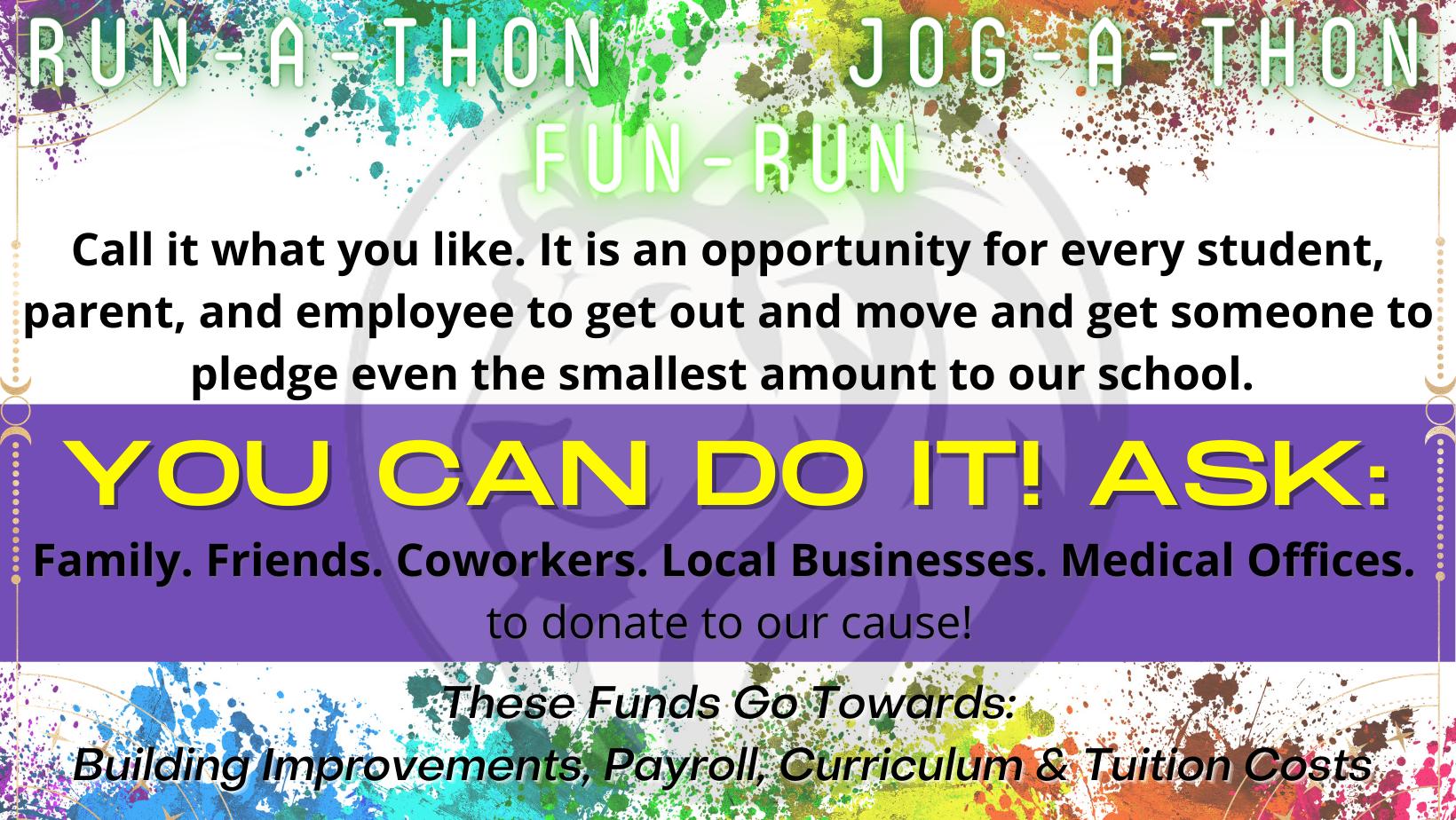 Run-A-Thon 1