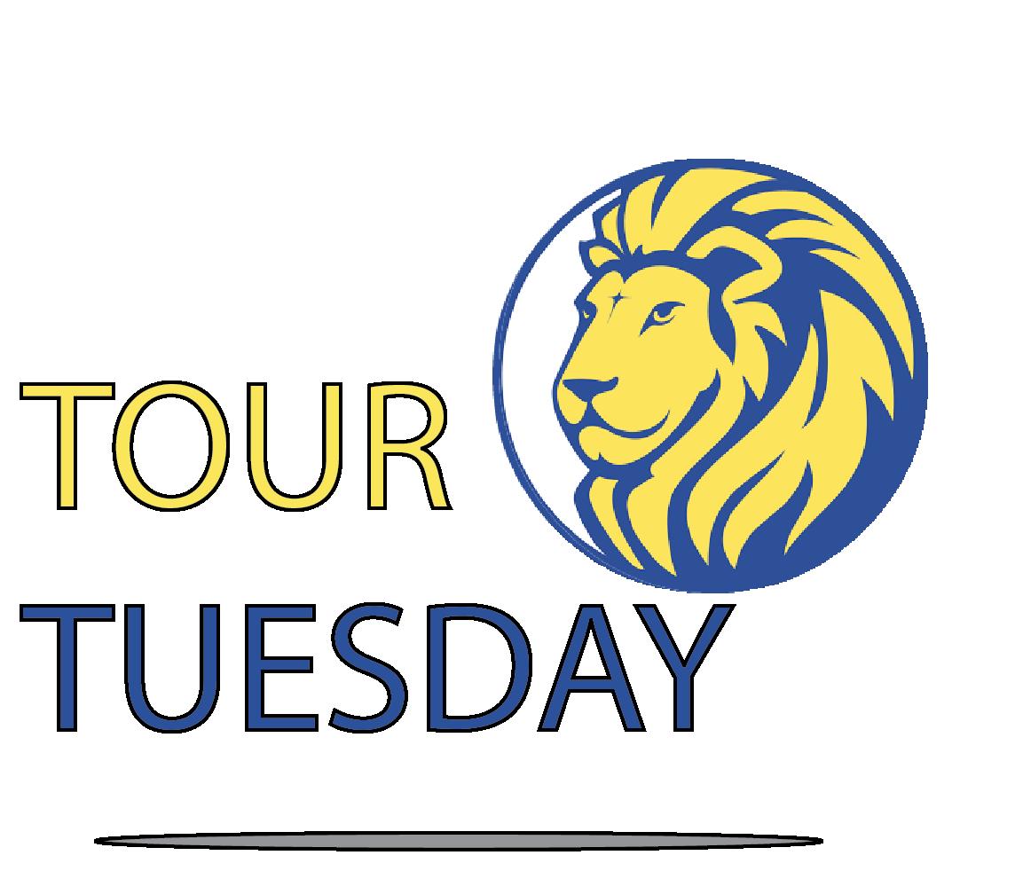 Tour Tuesday Logo