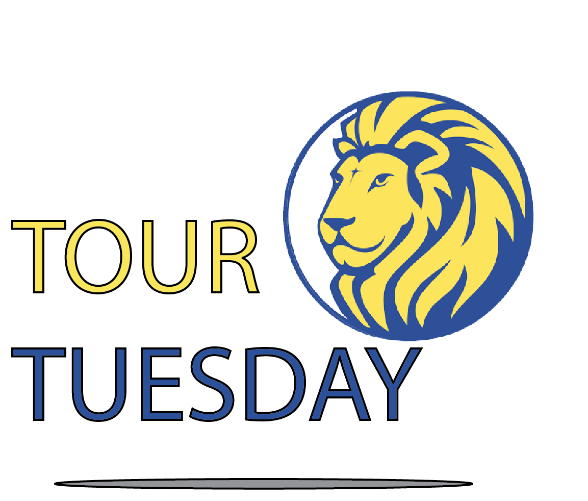 Tour Tuesday Logo