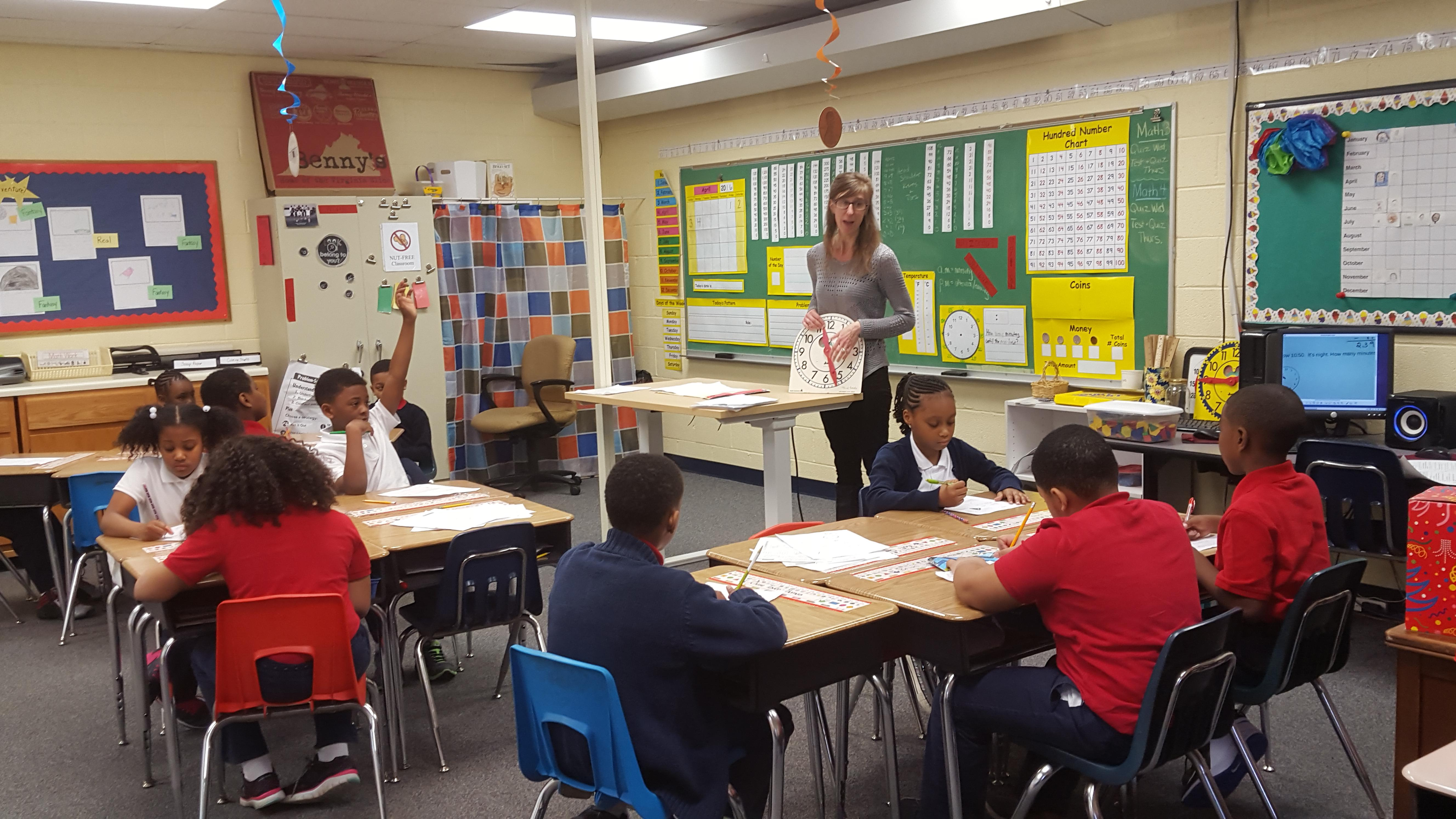 LCS classroom