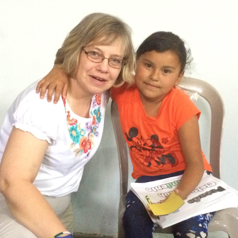 Sigrid Houston in Costa Rica