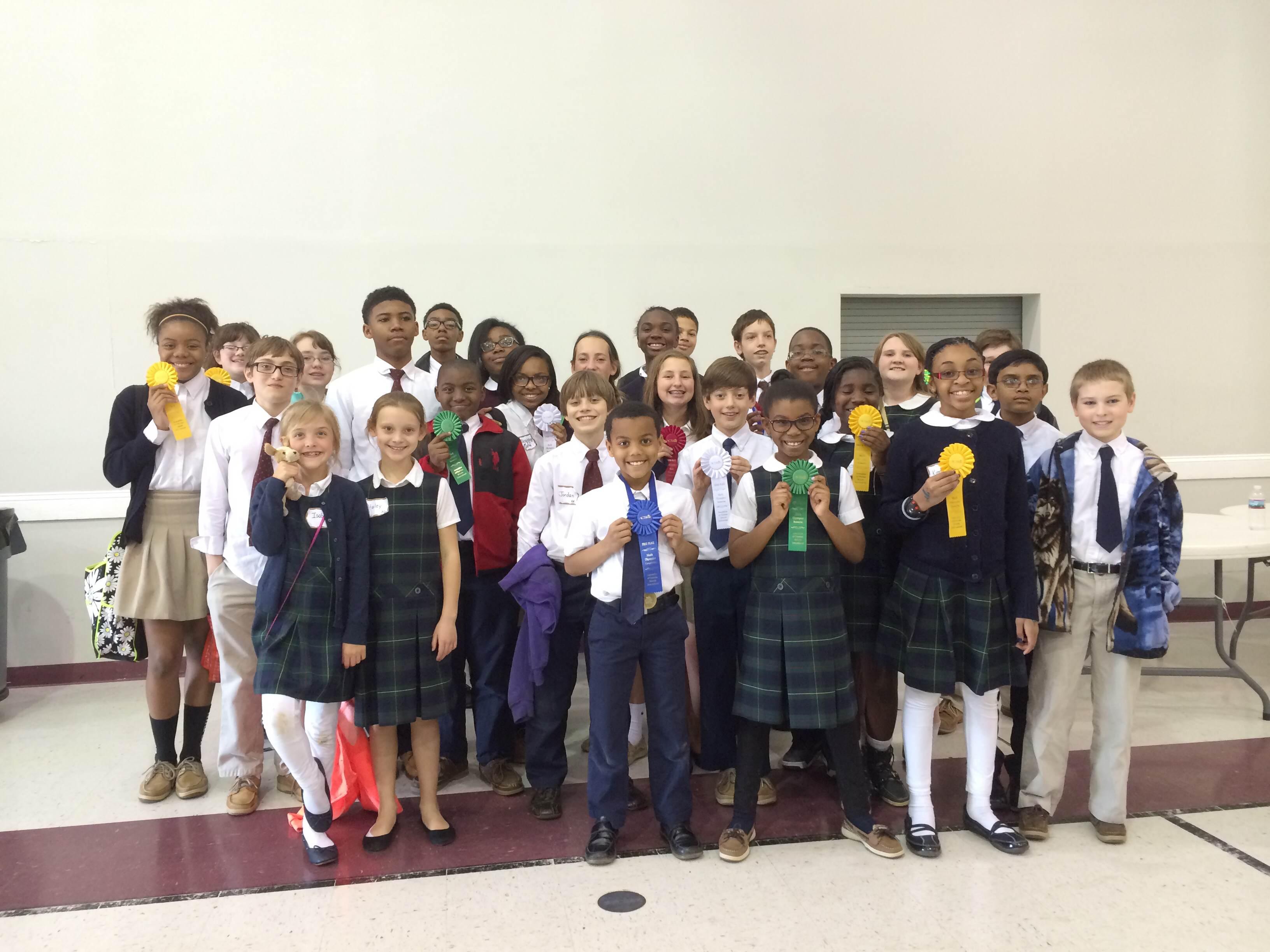 liberty christian school math olympics