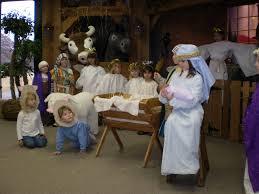 children Christmas play